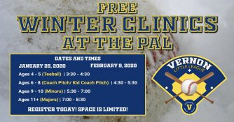 Free Winter Clinic at the PAL